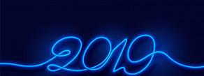 Congratulations Happy New Year 2019!
